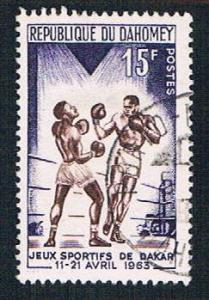 Dahomey 176 Used Boxing (BP10115)