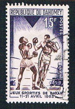 Dahomey 176 Used Boxing (BP10115)