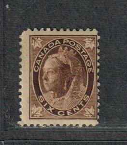 Canada Sc#71 M/H/A, Cv. $140