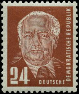 German Democratic Republic Scott #55 MNH Catalogs $24