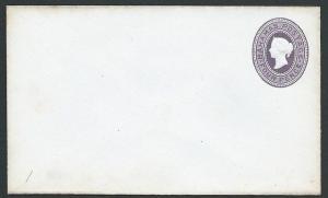 BAHAMAS QV 4d envelope fine unused.........................................46889