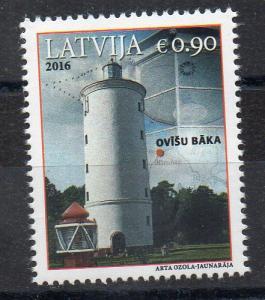 LATVIA - LIGHTHOUSE - OVISU BAKA - 2016 -