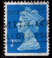 Great Britain - #MH179 Machin Queen Elizabeth II - Used