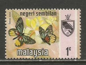 Malaya-Negri Sembilan   #85  MLH  (1971)  c.v. $0.40