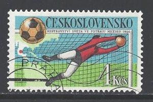 Czechoslovakia Sc # 2607 used (DDT)