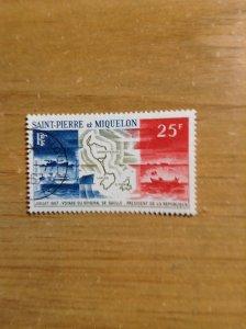 St Pierre & Miquelon Sc C35