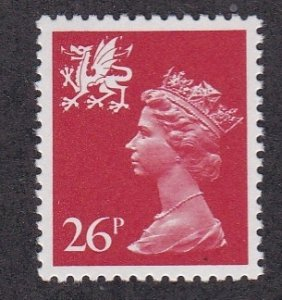 Great Britain - Wales & Monouthshire # WMMH47, Machin Head, NH