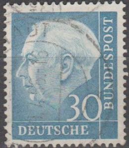 Germany #712 F-VF Used CV $4.50 (B13036)