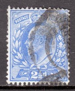 Great Britain - Scott #131 - Used - Corner crease UR - SCV $3.00 (Ref. 3/3)