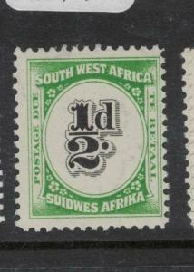 South West Africa SG D47 MNH (4dwd)