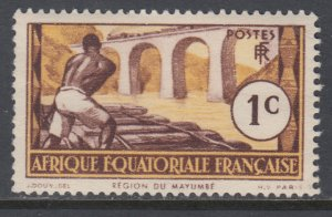 French Equatorial Africa 33 MNH VF