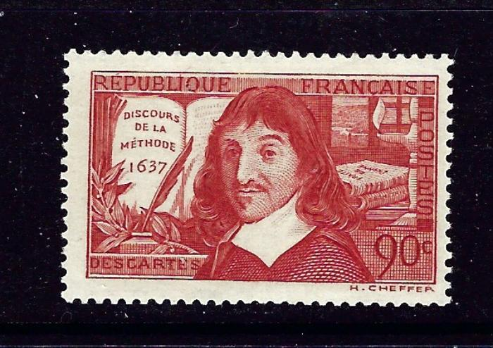 France 331 MNH 1937 issue