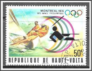 Upper Volta #388 Montreal Olympics CTO
