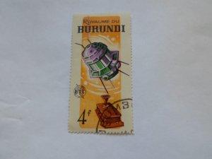 REP. BURUNDI STAMP CTO MINT NOT HINGED # 4