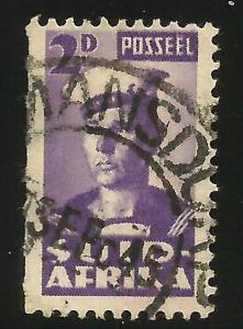 South Africa 1943 Scott# 93b Used