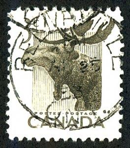 Canada #323 Used