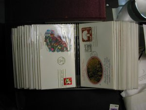 First Day Covers 1977 to 1978