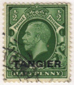 Great Britain - Morocco #505 used