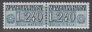 Italy #QY18  MNH F-VF (SU445)
