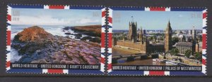 1199-1200 World Heritage United Kingdom MNH