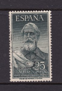 Spain the used 1953 Air stamp