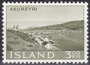 Iceland #356  MNH  (SU8014)