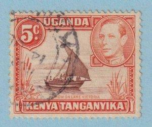 KENYA UGANDA TANGANYIKA 68 USED  NO FAULTS VERY FINE!