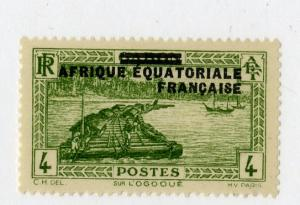 FRENCH EQUATORIAL AFRICA 3 MH SCV $1.20 BIN $0.50 MILITARY