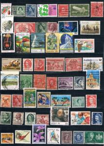 Australia Oldies All Different (ML0243)