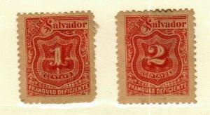 Salvador #J9-10 MH