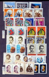 HUNGARY  MNH (Appx 110 Stamps)NT3635