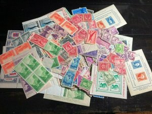 USAstamps Unused FVF US Unchecked Fun With Mixed Condition Lot