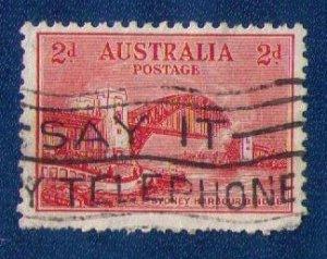 Australia Sc 130 Used Bright Color F-VF