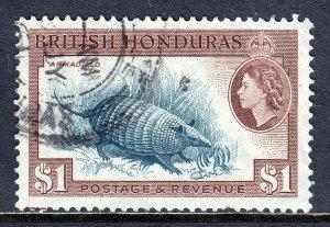 British Honduras - Scott #153 - Used - See description - SCV $6.00