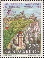 San Marino 1980 - MNH - Scott #992 *