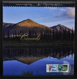 CANADA 1996 Souvenir Stamp Collection, USA delivery only.
