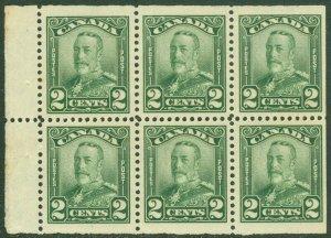 EDW1949SELL : CANADA 1922 Scott #150c Extra Fine, Mint Never Hinged. Catalog $40