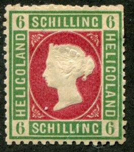 Heligoland  Sc.# 4  MH*