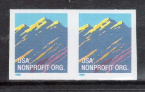 USA #2904c XF/NH Imperforate Pair