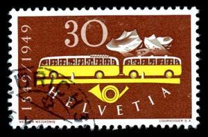 Switzerland 327 Used