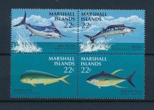 [49733] Marshall Islands 1986 Marine life Fish MNH