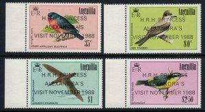Anguilla #764-7* NH  CV $13.35