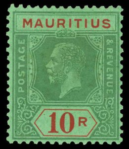 Mauritius Scott 179-199 Gibbons 223-241 Mint Set of Stamps