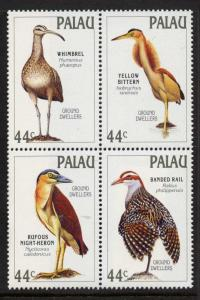 Palau 190a MNH Ground-dwelling Birds
