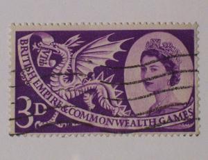 Great Britain Scott #338 used