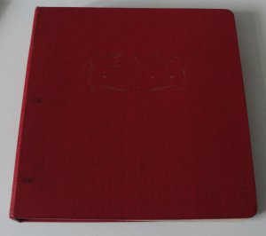White Ace Mint Sheet Album – Used – Good condition