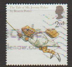 Great Britain SG 2589 Used