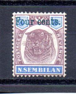 Malaya - Negri 16 MH