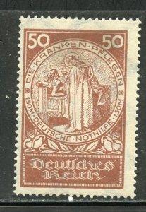 Germany # B11, Mint Hinge Remain. CV $ 24.00