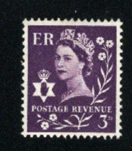 Northern Ireland #1   Mint NH VF 1958-67 PD